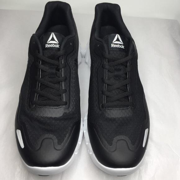 d7b0a2730286 Reebok Mens Zig Tech Running Shoes